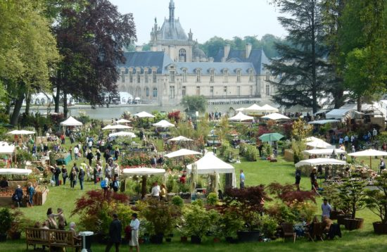 Chantilly – Les Journées Des Plantes