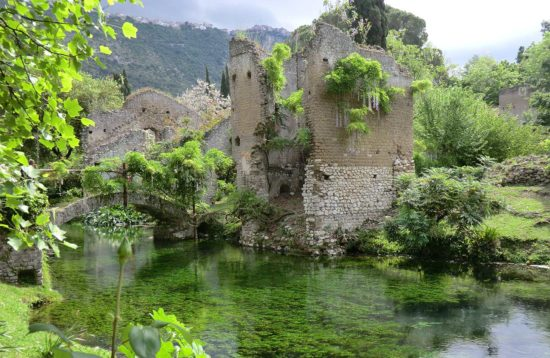 The Gardens Of Ninfa: Historic And Private Italian Gardens Near Rome