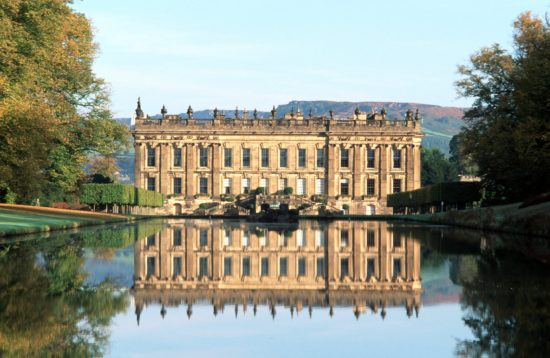 RHS Chatsworth Derbyshire Gardens