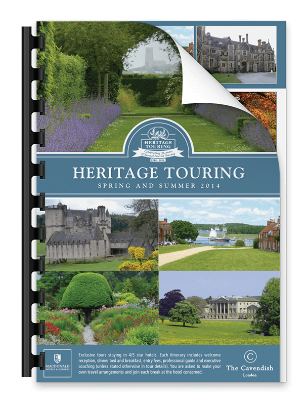 Heritage Touring Brochure 2014