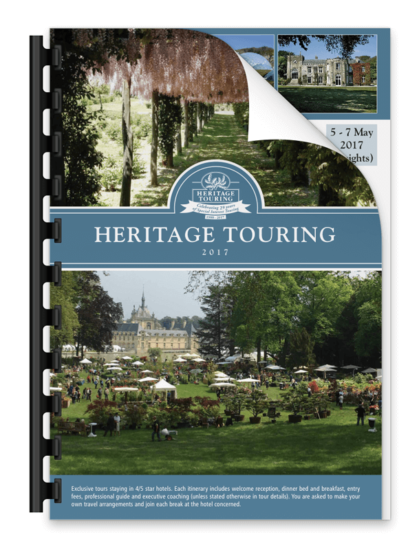 Heritage Touring Brochure 2017