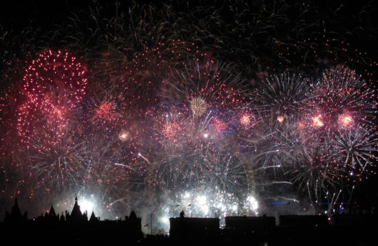 New Year's Eve Cavendish London Tour