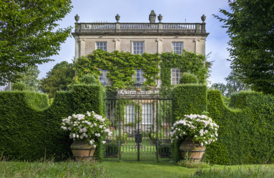 South Front, Highgrove House
