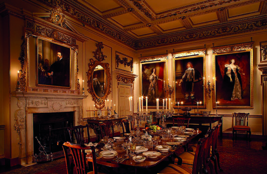 State Dining Room Woburn