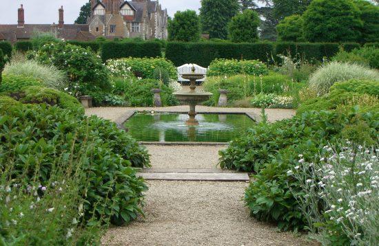 Walled Garden Loseley