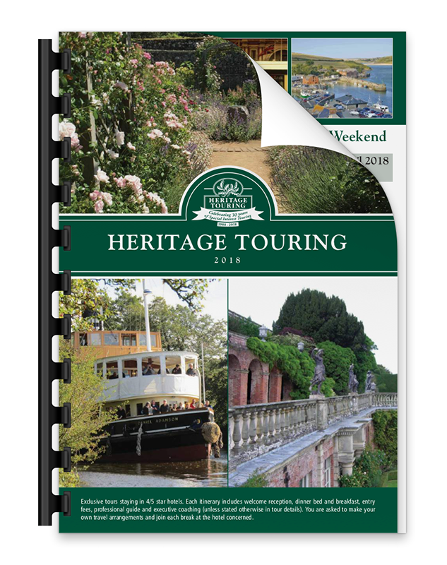 Heritage Touring Brochure 2018