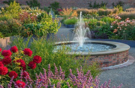 Wynyard Hall Garden